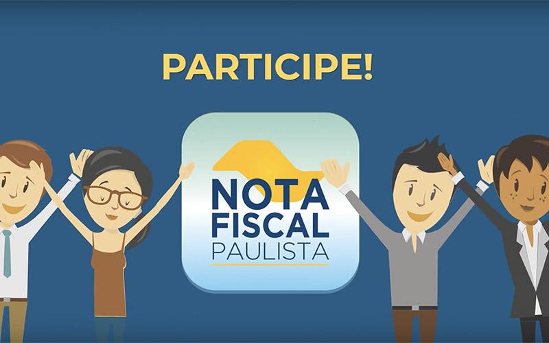 Doe sua Nota Fiscal Paulista