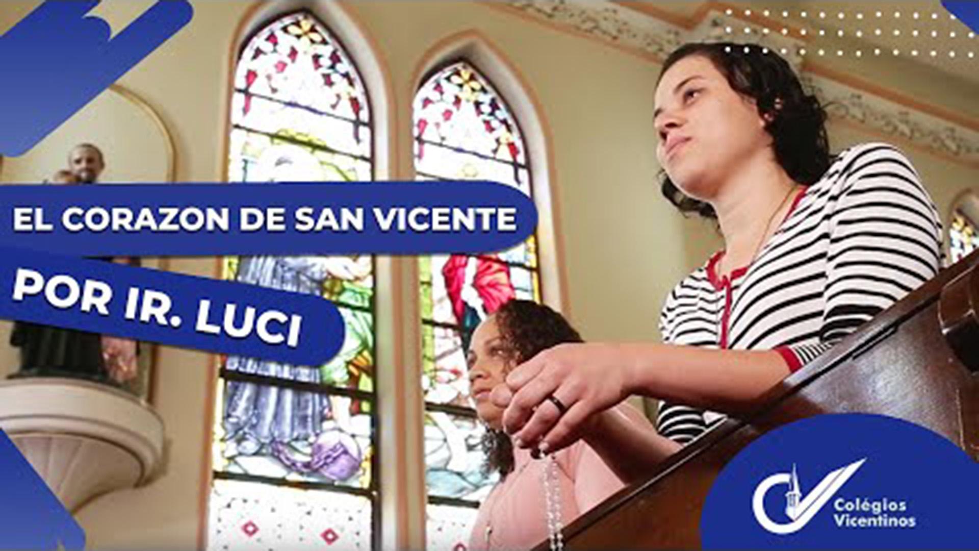 El Corazon de San Vicente, por Ir. Luci
